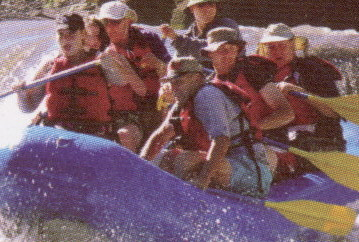 rafting  a color 3
