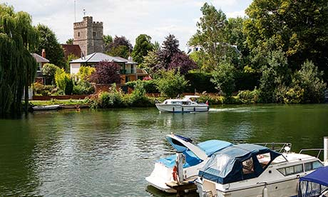 Let's move to Cookham and Bourne End